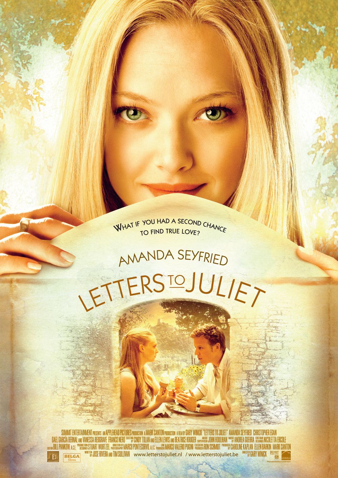 Letters To Juliet สะดุดเลิฟ…ที่เมืองรัก [HD][พากย์ไทย]