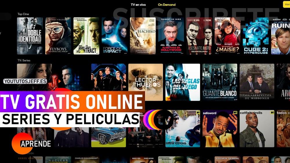 Como Ver TV Gratis Online, Pluto TV