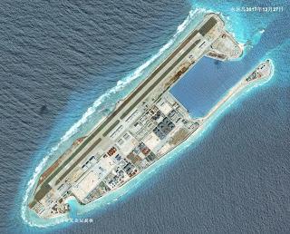 Y-7 pillado en la isla de Yongshu
