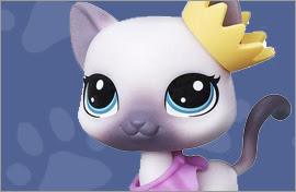 LPS Siamese Cat Figures
