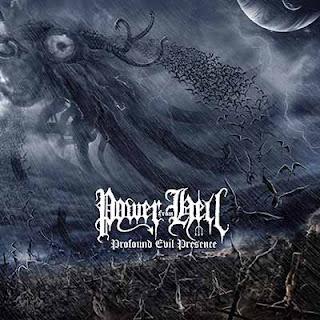 """Το τραγούδι των Power from Hell """"Demons Of The Night"""" από το album """"Profound Evil Presence"""""""