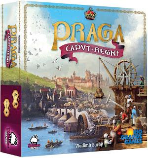 Como jugar Praga Caput Regni the board game