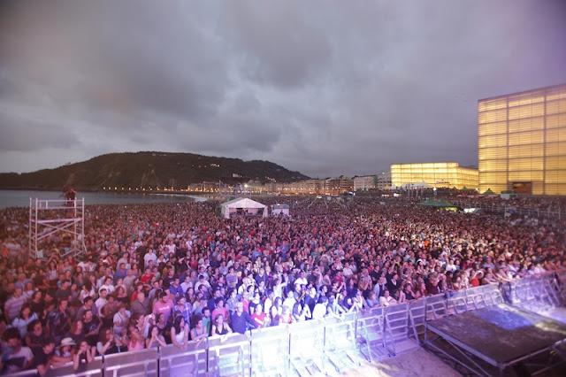Festival de Jazz em San Sebastián