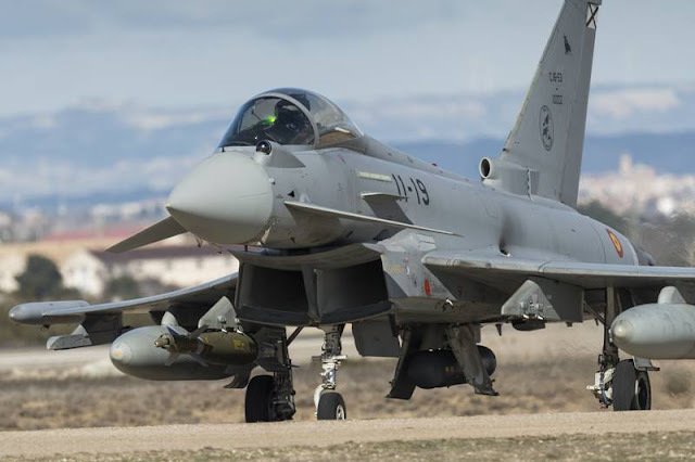 Spain new Eurofighter Project Halcon