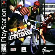 ROMs - Courier Crisis (Português) - PS1 - ISOs Download