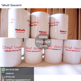 Apa sih bedanya Mug Souvenir dan Mug Promosi ?