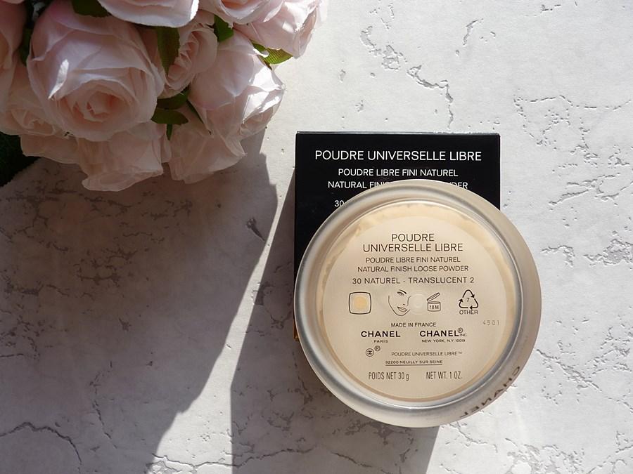 Chanel Poudre Universelle Libre 30 Naturel Translucent 2