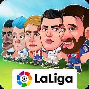Head Soccer La Liga 2017 MOD APK Terbaru
