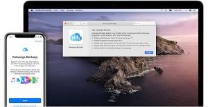Layanan Apple iCloud 2TB Berbagi Keluarga