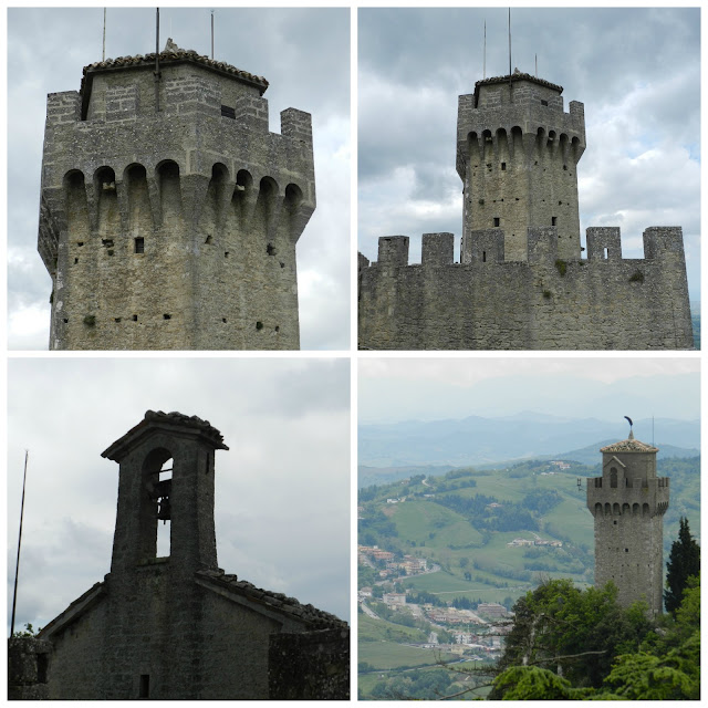 Segunda Torre - Cesta Tower - San Marino