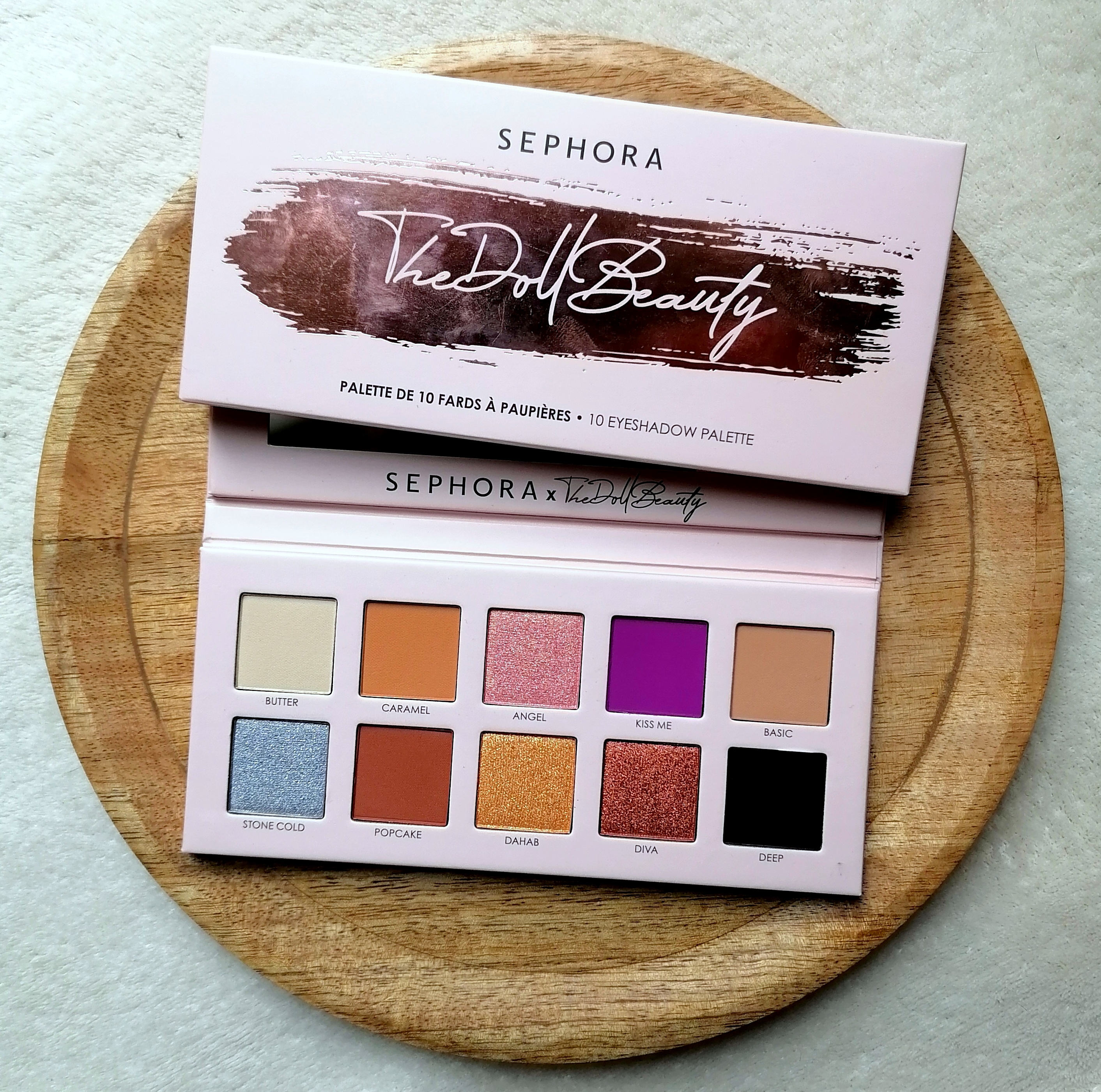 SEPHORA Collection x The Doll Beauty