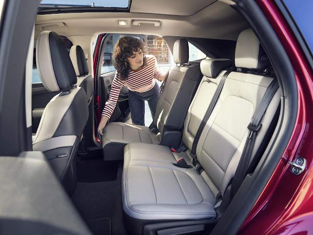 Novo Ford Escape 2020