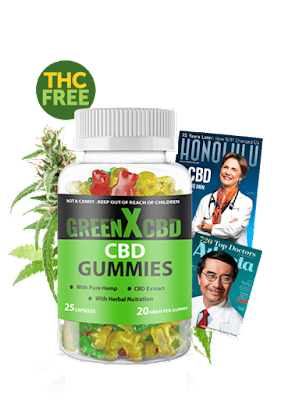 GreenX CBD Gummies: (Scam Free) Reviews! Benefits, Joint Pain amp; Anxiety  Relief Price! - SnoMoto