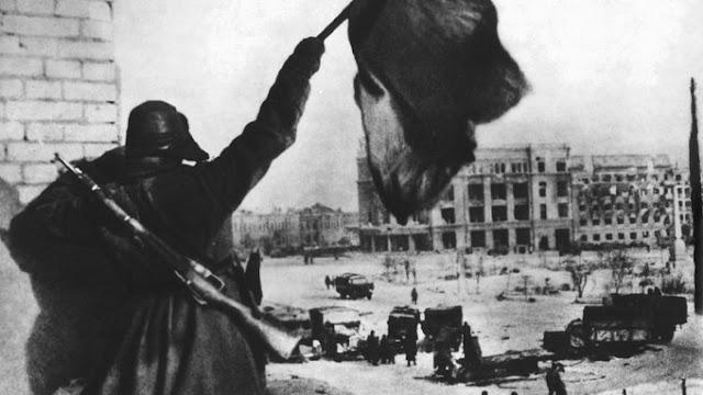 Иван – я, Фёдоровы – мы: Как безрукий мальчишка остановил танк под Сталинградом