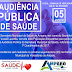 Secretaria Municipal de Saúde de Amparo Realizará Audiência Pública de Saúde