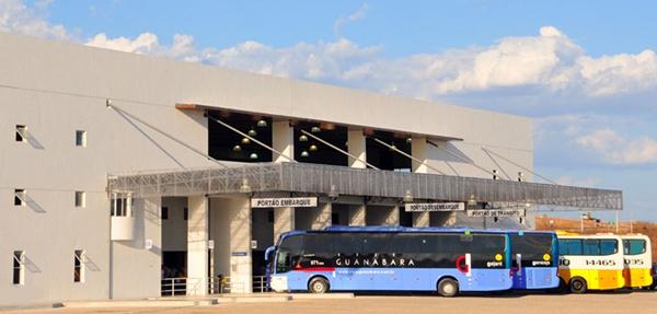 Ônibus intermunicipais e rodoviárias voltam a funcionar na Paraíba após flexibilização