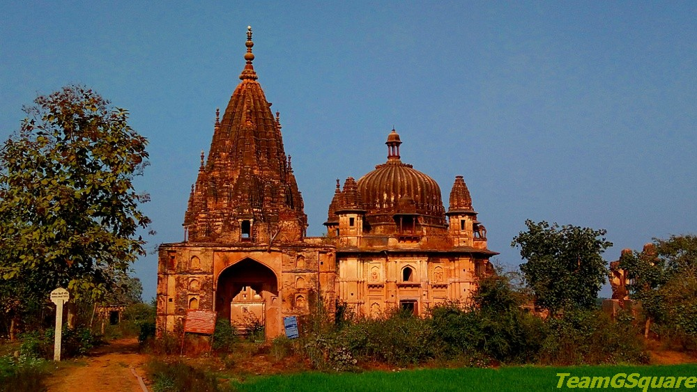 Radhika Vihari Temple, Orchha