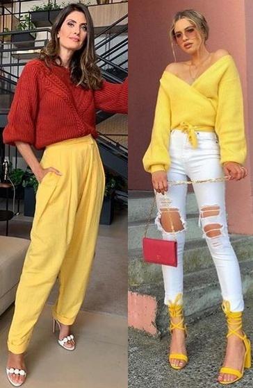 Guia: Como usar Looks Coloridos 2019, Isabela Fiorentino,Vitaliia