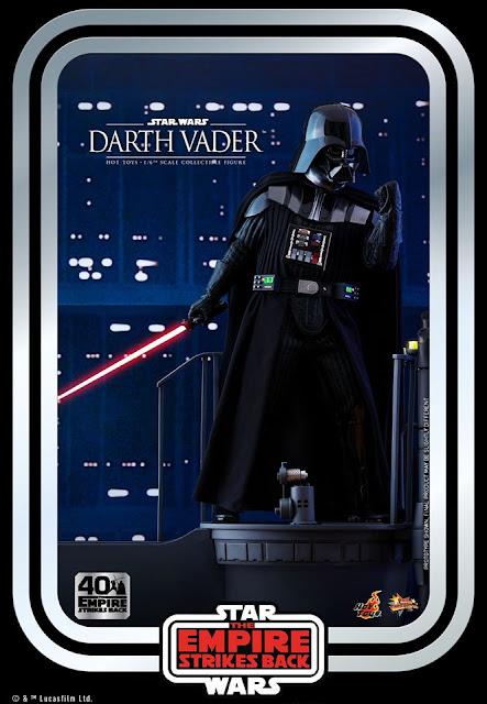 #MayThe4thBeWithYou, Star Wars, The Empire Strikes Back, Hot Toys 將推出 帝國反擊戰40 周年系列 Boba Fett(復刻色版)及「黑武士」1:6比例珍藏人偶