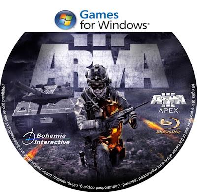 Label Arma 3 Apex PC