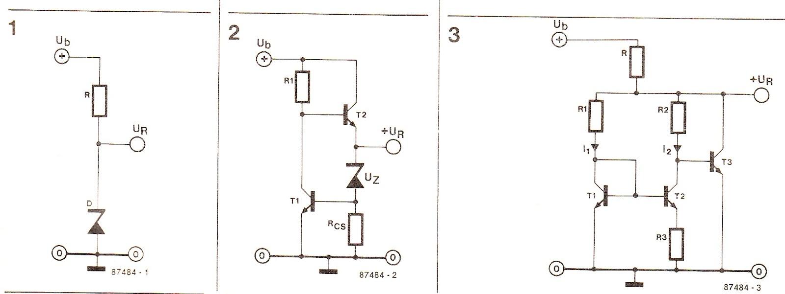 zener diode circuit zener diode voltage regulator circuit zener diode diagram zener regulator circuit diode in [ 1600 x 601 Pixel ]