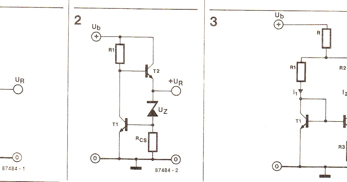 Super Zener Diode Circuit Diagram ~ Circuit knowledge