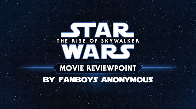movie review Star Wars: The Rise of Skywalker podcast
