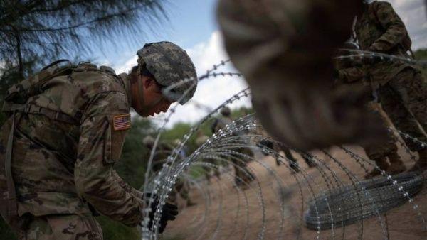 Tropas de EE.UU. están en Guatemala para frenar la migración