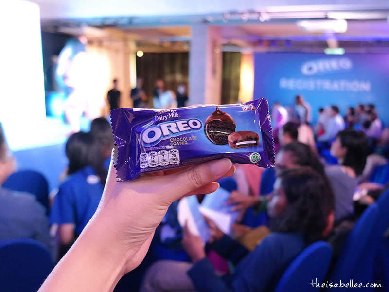 Oreo Chocolate Coated