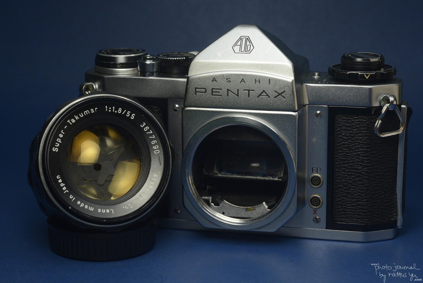 Asahi Pentax SV (1962 - 1968)