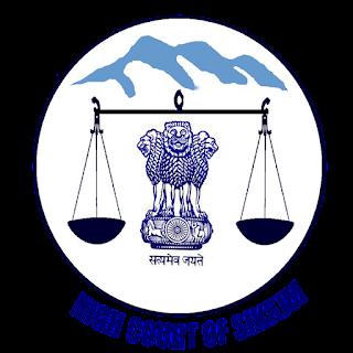 Sikkim High Court Group C, D Recruitment