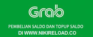 Daftar Harga Saldo Grab Murah Niki Reload