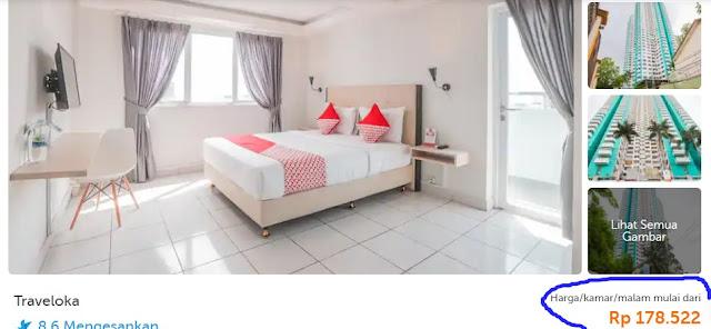 apartemen di jakarta menjadi alternatif menginap saat liburan