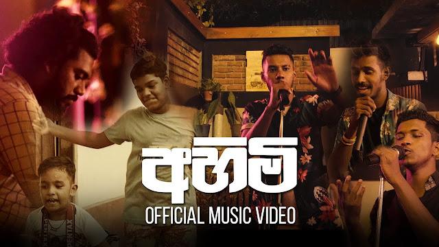 Ayeshmantha - Ahimi ft. Zany, Uzi & OOSeven