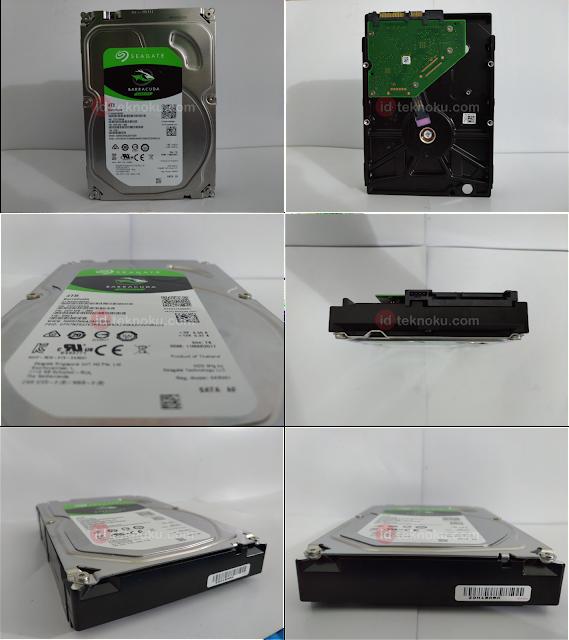 Pembuat Konten Perlu Hard Disk dengan Kapasitas yang Lebih Besar