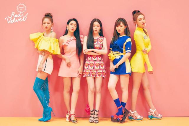 Red Velvet - 레드벨벳, red velvet member.