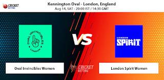 100% match prediction OVI-W vs LNS-W,today match prediction OVI-W vs LNS-W,100% sure match prediction OVI-W vs LNS-W The Hundred Women.cricket match 100 sure OVI-W vs LNS-W,cricket betting tips,match prediction 100 sure OVI-W vs LNS-W.cricket match prediction 100 sure.