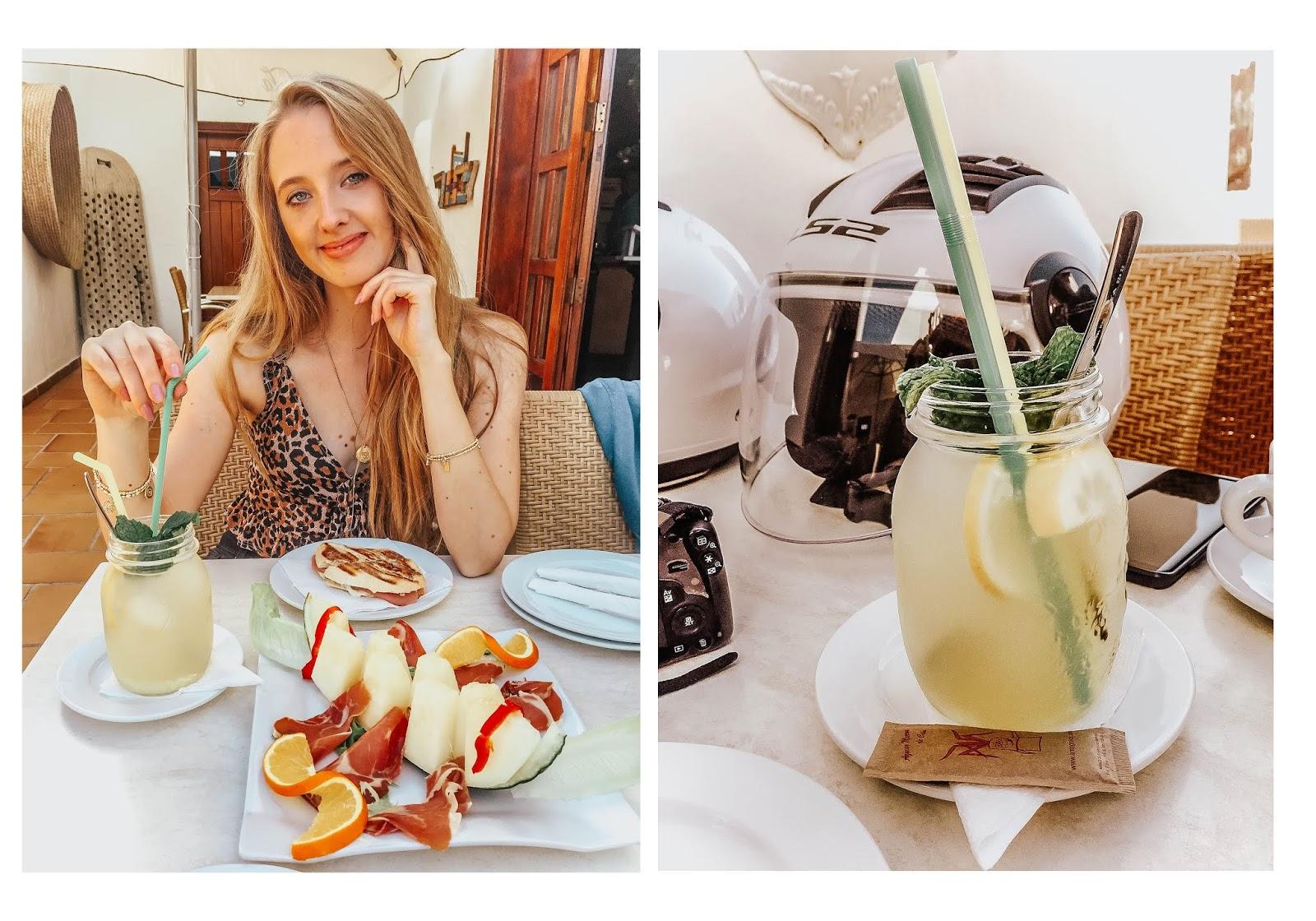 Lanzarote Cafe Antigua Escuela Travel Blog