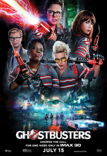 Ghostbusters (BRRip Extended 1080p Dual Latino / Ingles) (2016)