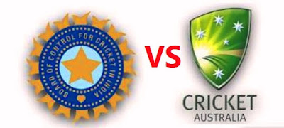 India 105 all out India vs Australia 1st Test Day 2 February 2017