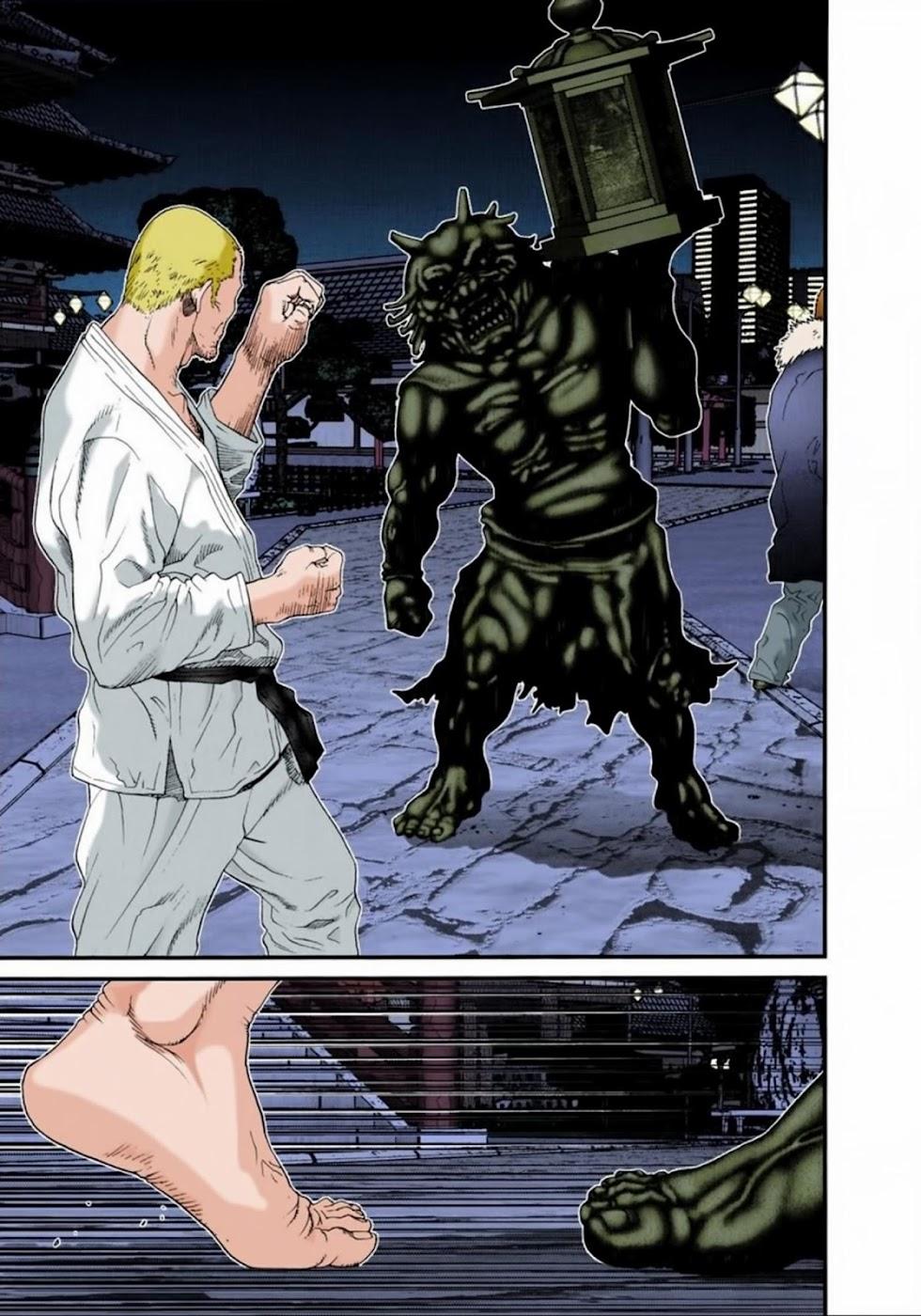 Gantz Chap 68: Đổ bộ trang 12