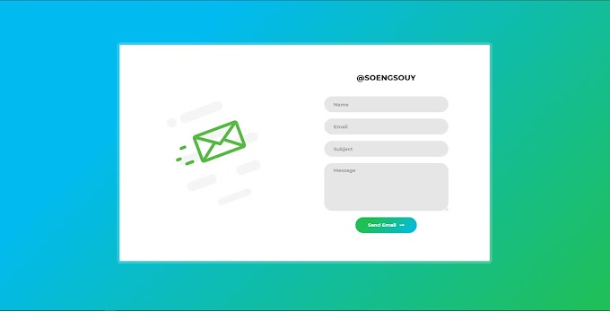 Html5 Contact Form & Contact Us Page Templates PHP 8