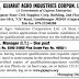 Gujarat Agro Industries Corporation Recruitment 2015 For Assistant Manager | www.gujagro.org