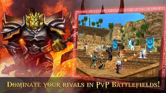 Chaos Online Apk Obb Data Latest Android Order & Chaos Online Apk v3.3.0h +Data Android Free Download