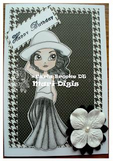 A48 Fashion Doll Jane