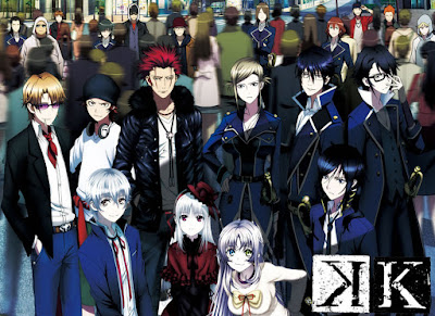 Download K Project BD Subtitle Indonesia