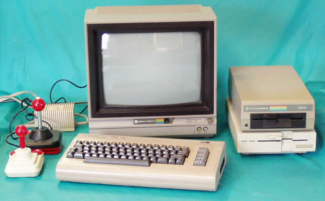 1982. Commodore 64
