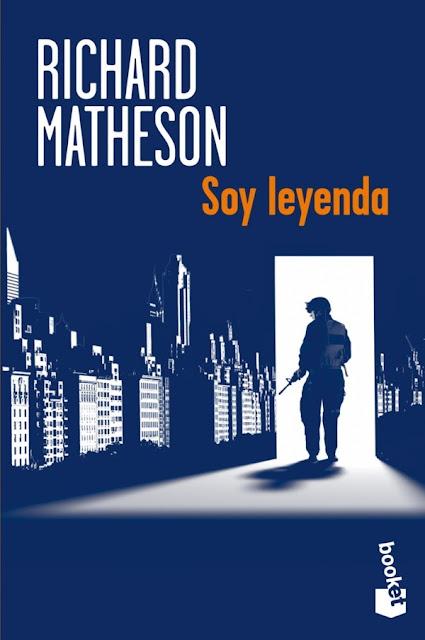 Soy Leyenda de Richard Matheson una novela de vampiros