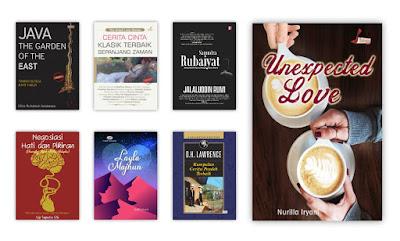 Buku Remaja  Novel, Cerpen dan Puisi Untuk Koleksi Perpustakaan Desa