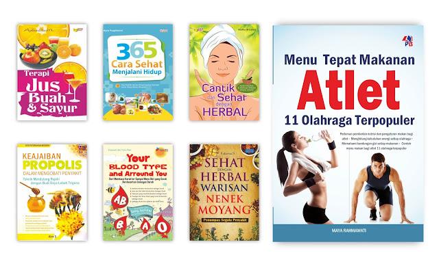 Buku Olahraga dan Kesehatan Untuk Koleksi Perpustakaan Desa